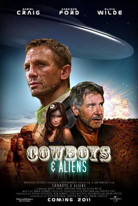 Cowboys Amp Aliens Un Disparate Que No Lo Es Tanto