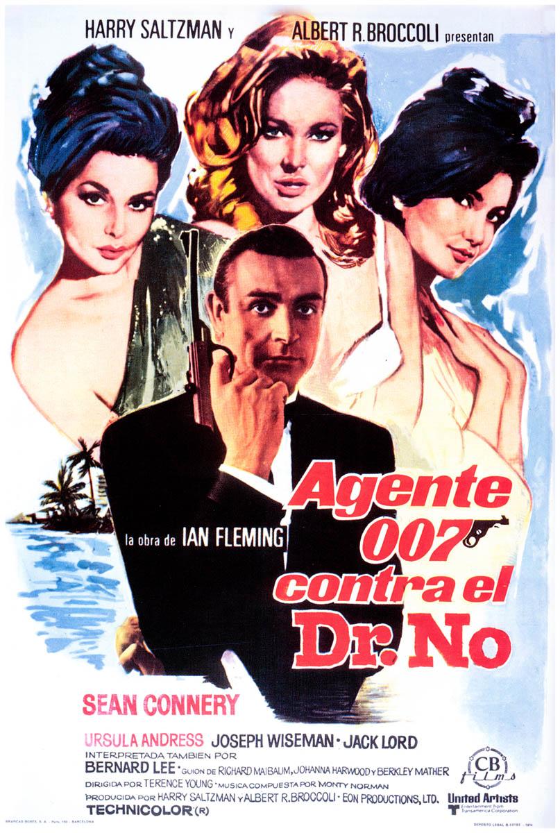 Agente 007 contra el Dr. No: El primer Bond ...